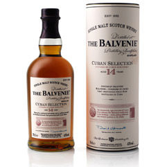 Balvenie Cuban Selection