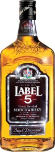 Label 5 Black Diamond