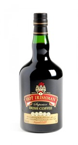 Hot Irishman Irish coffee
