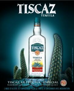Tiscaz Publicité Affiche cactus