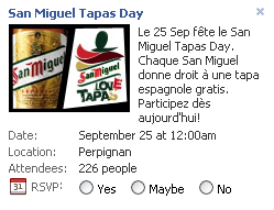 San Miguel Tapas Day