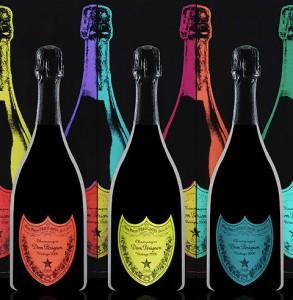 Dom Perignon Andy Warhol