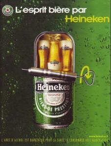 Heineken Sardines
