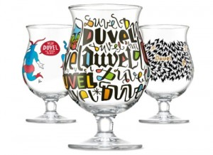 verre collection Duvel 2010