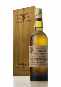 Bouteille du whisky Shakleton
