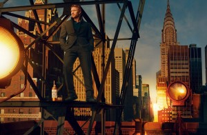 The skyline - Annie Leibovitz