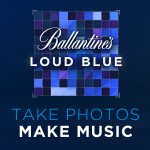 Ballantine's Loud Blue