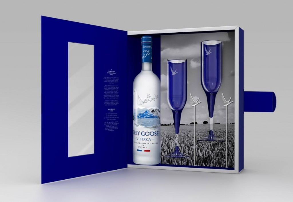 Vodka Grey Goose Fizz