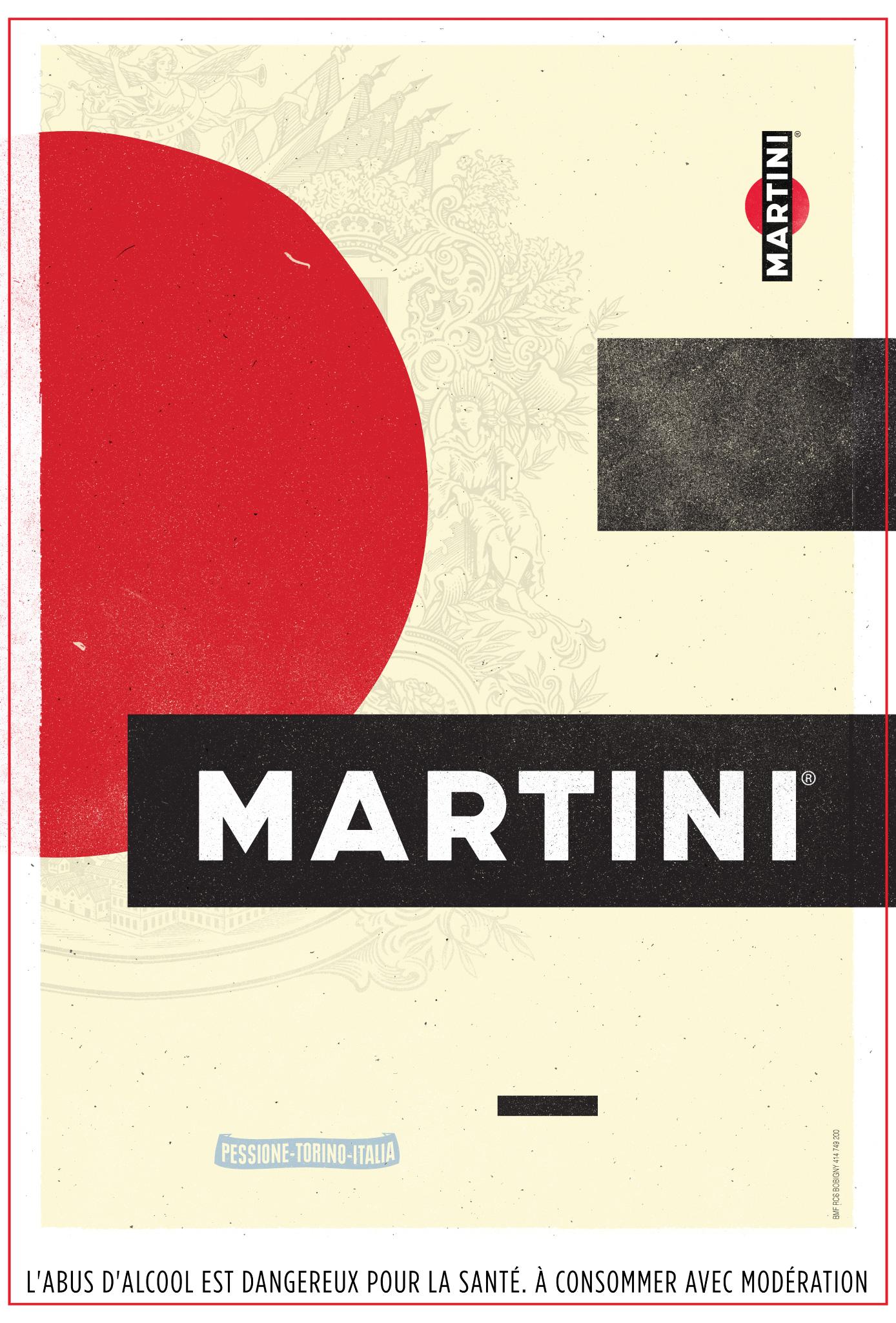 Affiche Martini  (2)