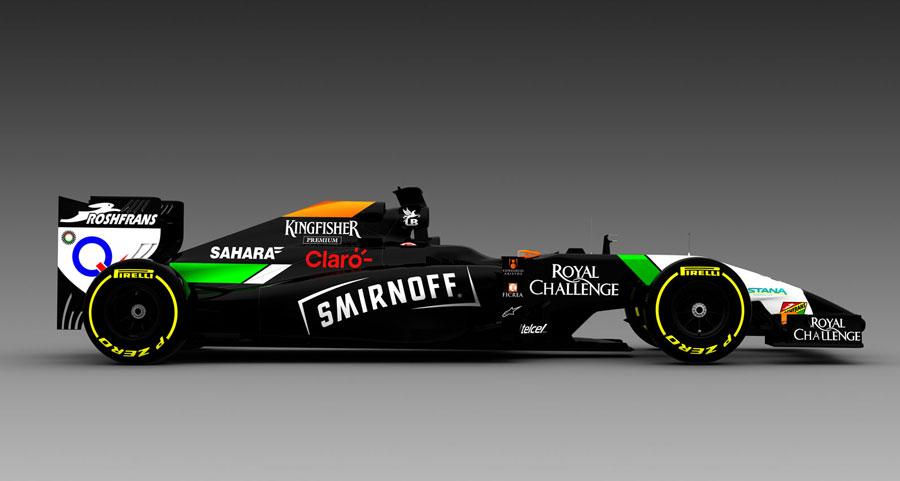 Smirnoff Formule1