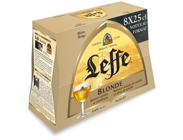 Leffe pack 8