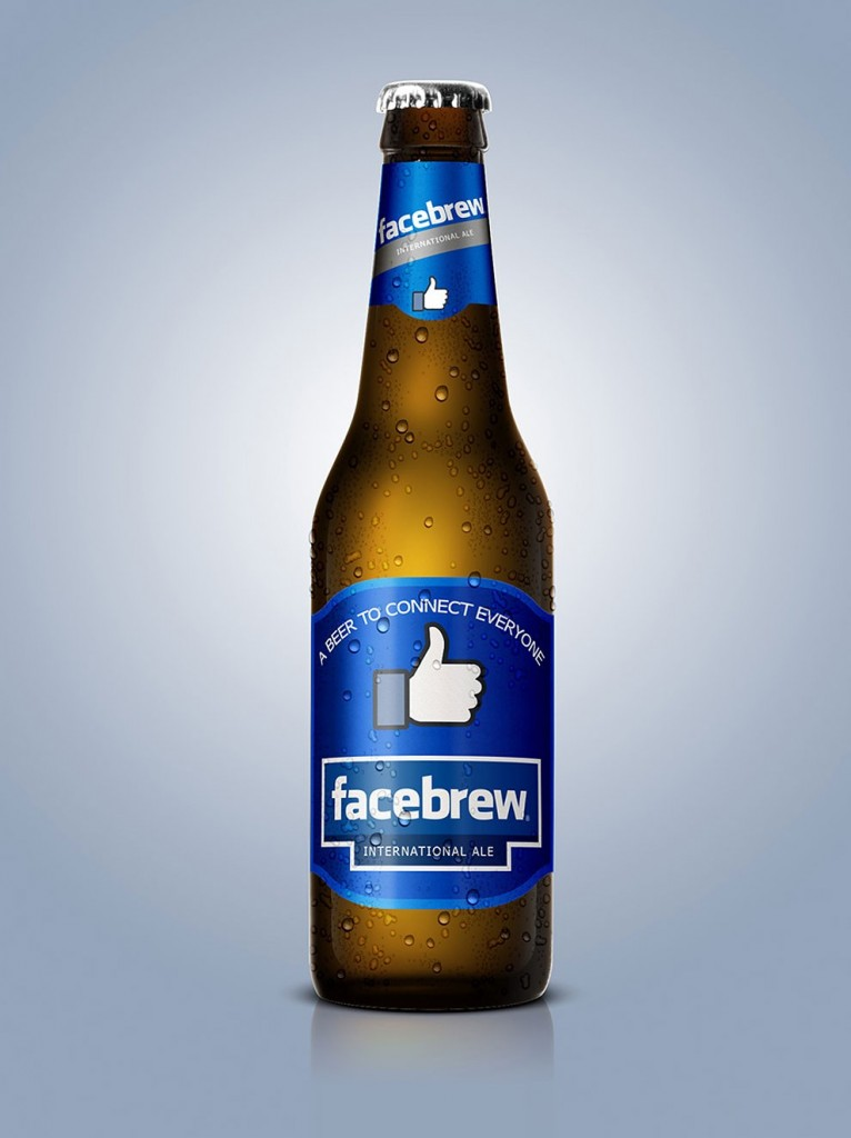 Bière Facebook