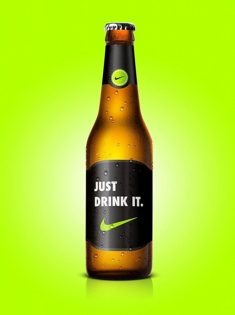 Bière Nike