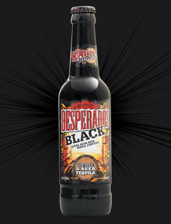 Bouteille Desperados Black