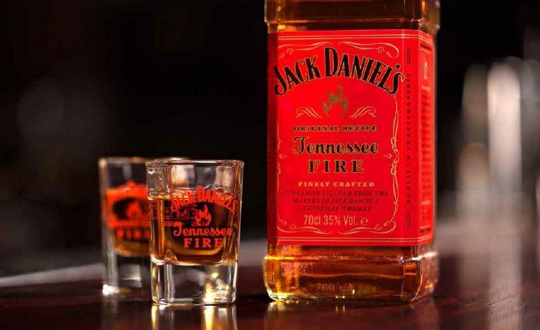 Jack Daniels Fire Jack Fire