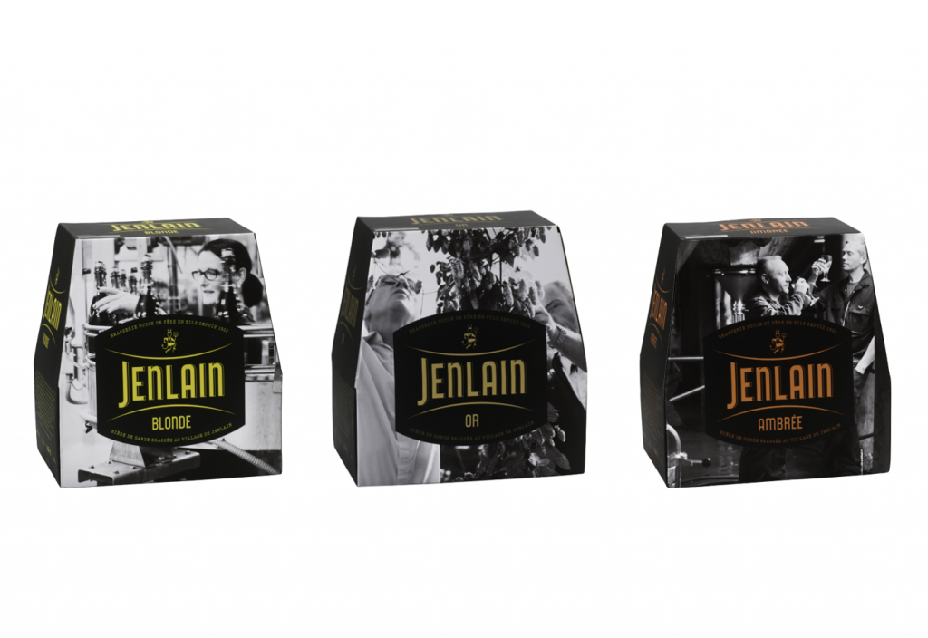 Jenlain packs 2016