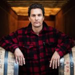 Wild Turkey s'offre Matthew McConaughey