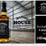 [Concours] Les 150 ans de Jack Daniel's à la Jack House